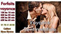 Voyance sentimentale - forfait voyance france